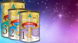 Pinnacle Gold